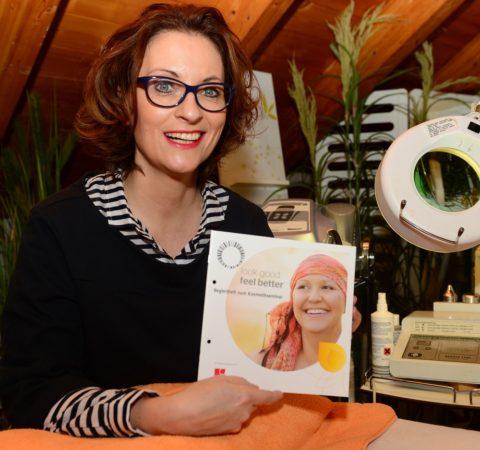Ulrike Schaaf-Deege ausgezeichnet für ihr Ehrenamt von der DKMS