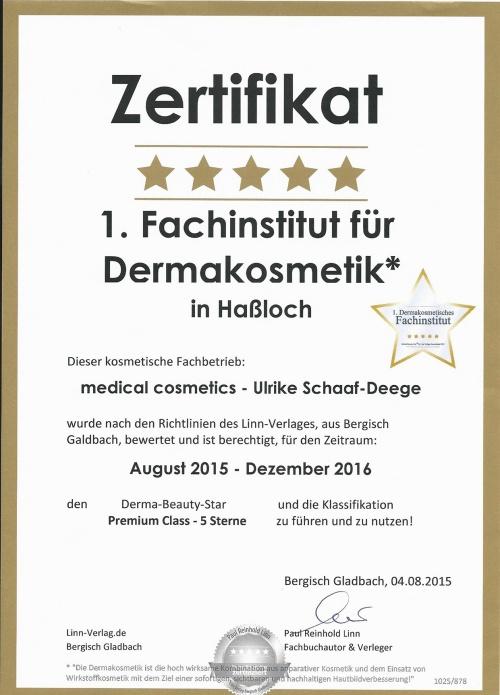 1. Fachinstitut 2015/16