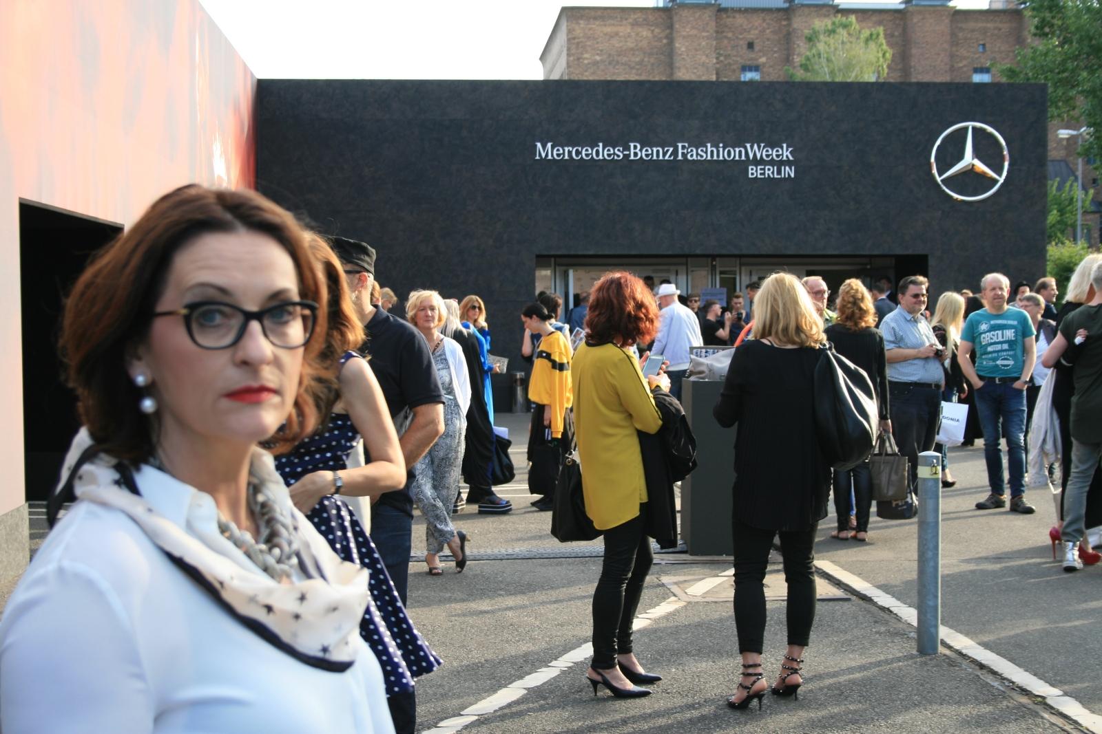 Impressionen von der Fashionweek